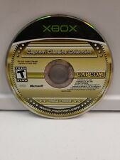 Capcom Classics Collection Disc Only #537E (Microsoft Xbox, 2005)