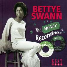 "BETTYE SWANN  ""THE MONEY RECORDINGS""    NORTHERN SOUL   24 TRACKS"