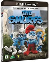 The Smurfs 4K UHD + Blu Ray (Region Free)