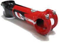 NEW PINARELLO MOst TigerMax Carbon 3K Stem 31.8MM Red MTB ROAD BIKE
