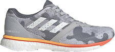 adidas Adizero Adios 4 Boost Womens Running Shoes - Grey