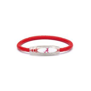 🏈NEW🏈 Trion:Z Active Magnetic Bracelet Wristband NCAA ALABAMA CRIMSON TIDE