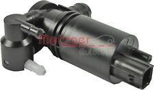 METZGER Waschwasserpumpe Scheibenreinigung 2220054 vorne für FORD FIESTA 6 B-MAX