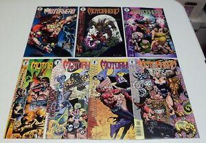 Motorhead #1-#6 & Motorhead Special #1 - lot of 7 Dark Horse Comics 1994
