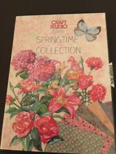 My Craft Studio CD-ROM - Springtime Collection (Use w/Spring Tattered Lace Dies)