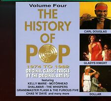 The History Of POP - 1974-1982 - Volume 4 - MINT