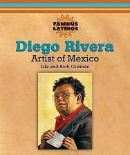 Diego Rivera: Artist of Mexico (Famous Latinos)-ExLibrary
