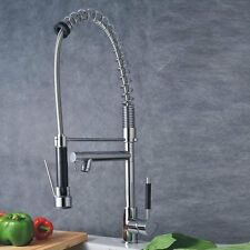 New Kitchen Professional Pull-Down Spray Faucet Tap for Pre-Rinse