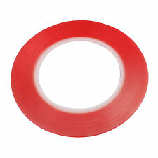 3M Red Sticker Adhesive Tape 2mm For Samsung Iphone cellphone touch screen LCD