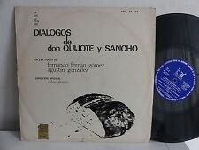 Dialogos de Don Quijote y Sancho FERNANDO FERNAN GOMEZ AGUSTIN GONZALEZ PRG20200