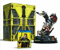 Cyberpunk 2077 Collector's Edition PlayStation 4 Brand New Sealed Free UK P&P