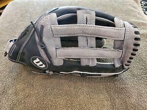 "Softball Glove, Wilson, 14"", A2444, RHT, Like Noo"