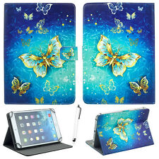 "Kids Gift For 7"" 7 Inch Tablet PC MID Universal Pattern Leather Stand Case Cover"