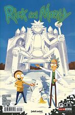 Rick and Morty #8 Variant First Print