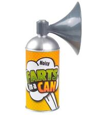 Farts In A Can Sound Machine Noise Maker Prank Gag Gift