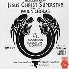 Jesus Christ Superstar [ CD] Original Cast Recording