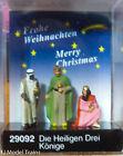 Preiser HO 29092 The Three Wise Men Plastic 1:87th Scale