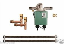"""TACO ON COMMAND 006-CT-USK PUMP WITH UNDER SINK KIT 1/2"""" MALE NPT 1/40 HP"""