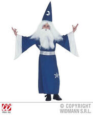 Childrens Magician Fancy Dress Costume Magical Wizard Outfit 140Cm