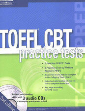 TOEFL CBT Practice Tests by Bruce Rogers (Mixed media product, 2001)