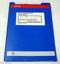 Reparatiebrochure VW Polo 6 N 4-cil. inspuitmotor 4-klepper rolsleeptuimel. 1995