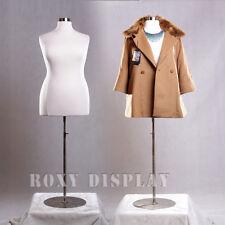 Female Size 18 20 Mannequin Manequin Manikin Dress Form F1820wbs 04
