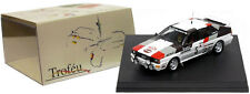 Trofeu 1602 Audi Quattro Rally de Monte Carlo 1981-H Mikkola 1/43 Escala
