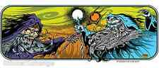 Two Wizards Sticker Decal Dirty Donny DD46