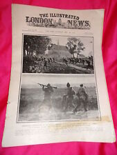 The ILLUSTRATED LONDON NEWS 9/22 1917 WWI Russian army