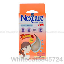 3M NEXCARE ACNE DRESSING PIMPLE STICKERS PATCH COMBO 36PCS