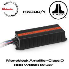 JL Audio HX300 / 1 MONOBLOCCO Amplificatore Classe D 300 WATT AMPLIFICATORE AUTO JL HX300.1