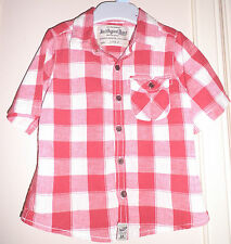 Checked NEXT T-Shirts & Tops (0-24 Months) for Boys