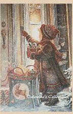 Hogar para Navidad Punto de Cruz Kit Completo N.º 4-307