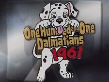 Disney 100 Years of Dreams Trading LE Pin #36 One Hundred and One Dalmatians NOC