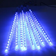 8 Meteor Shower Rain Drop/Falling Star/Icicle Snow LED Xmas Tree String Lamp Hot