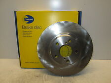 FRONT BRAKE DISC FITS SUBARU GACY 96 ->  OUTBACK 00 -> 05