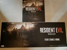 Resident Evil 7 Biohazard VII Promo Store Display RARE