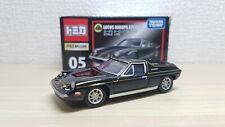 1/59 Tomica Premium 05 LOTUS EUROPA SPECIAL BLACK diecast car model