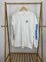 VTG Belton 80s Performance Sleeve Graphic Long Sleeve Bike Jersey Shirt Size XL
