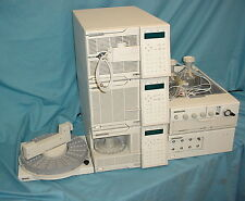 HP Agilent 1050 HPLC System with G1303A, 79852A, 79854A, 79855A, 79856A