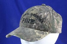 Central Arizona Fire Camo Hat, Cap.