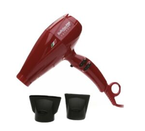 BaByliss PRO BABFRV1 Nano Titanium Volare V1 Ferrari Luxury Dryer - Red