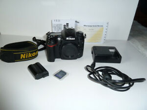 NIKON D 7000 + Flash dédié Nikon