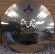 "New Zildjian A Custom A20828 18"" Medium Crash Cymbal"
