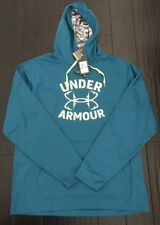 Under Armour Men's Green Hoodie 1255081 400 NWT MSRP $55