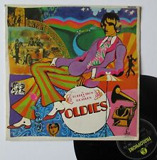 "Vinyle 33T The Beatles ""A collection of Beatles - Oldies"" MONO 1st UK XEX 619-1G"
