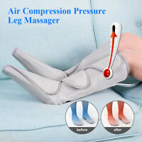 Electric Leg Massager With Heat For Blood Circulation With 6 Modes 3 Intensities