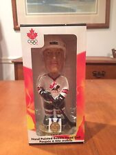 Joe Sakic Team Canada 2002 Olympics NHL Bobblehead NIB Bobble Dobbles NIP Hockey