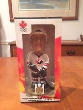 Joe Sakic Team Canada 2002 Olympics NHL Bobblehead NIB Bobble Dobbles NIP Hockey