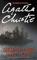 And Then There Were None [New Book] Paperback, Strippable Paperback